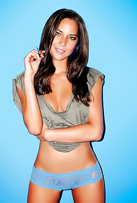 /Hot American sweetheart Olivia Munn
