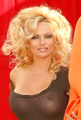 /Pamela Anderson still wonderful